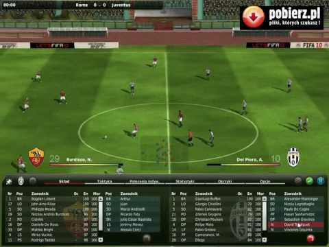 FIFA Manager 10 Gameplay