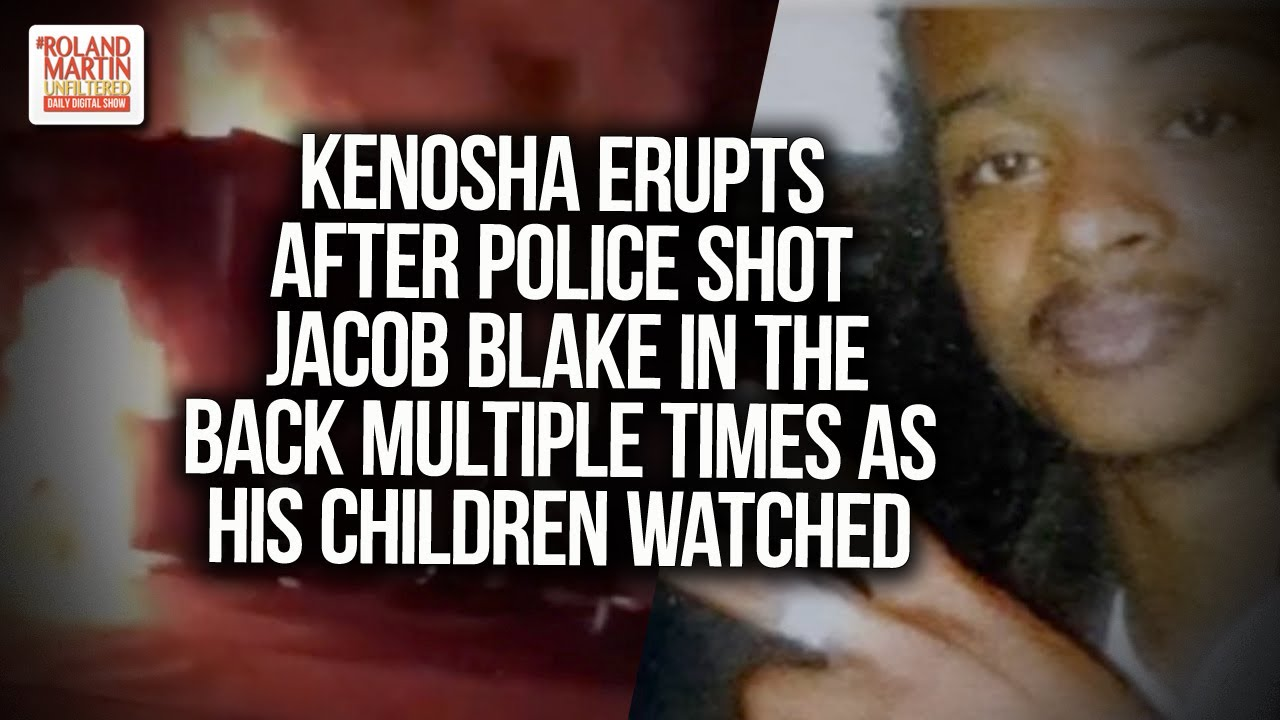 Jacob Blake was shot less than 3 minutes after Wisconsin police ...