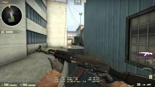 Csgo Stattrak AK 47 Redline ft
