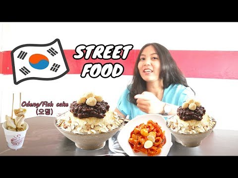 Korean Street Food At An.nyeong Korean Food Cafe