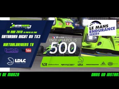 Le Mans Endurance Series - Les 6h de Monza - Top split