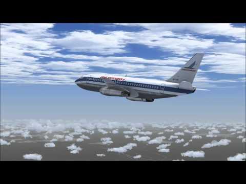 Piedmont Pacemaker 737-200 FSX