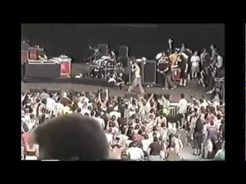 Linkin Park- Jones Beach Amphitheatre (full show) 2001