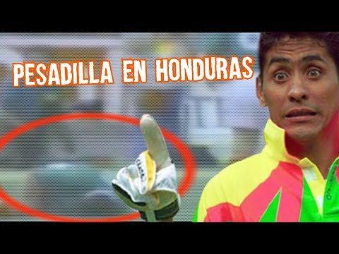 Conoce el Infierno que Vivio la Selección Mexicana en Honduras en 1993