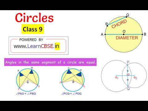 Circles theorems on angle subtended by an arc of a circle cbse circles theorems on angle subtended by an arc of a circle cbse solutions class 9 circles youtube ccuart Images