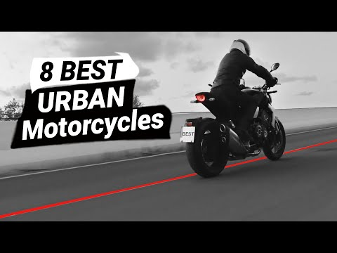 8 Best Urban Motorcycles 2020