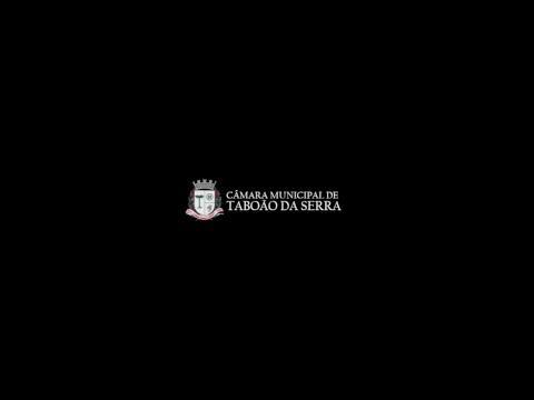 8ª Sessão Ordinária - Câmara Municipal de Taboão da Serra