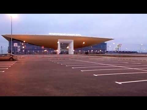Новый аэропорт Пермь, развязка, Сокол