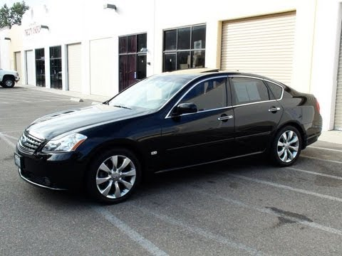 2006 infiniti m45 sport sedan 65003 youtube. Black Bedroom Furniture Sets. Home Design Ideas