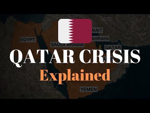 2017 QATAR CRISIS Explained