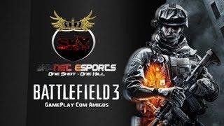#5 Battlefield 3 Clan SKY - Jogando Com Amigos
