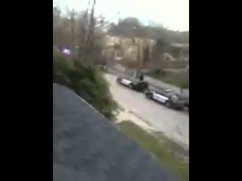 Boston Bombing Police Shoot Out (Watertown, MA)