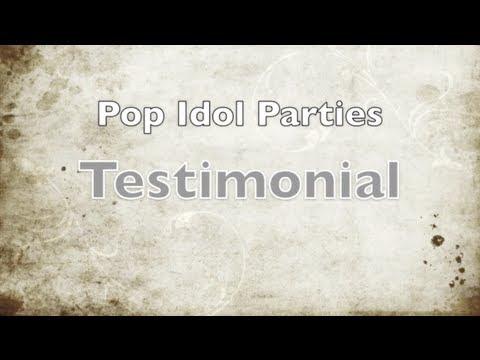 Girls Birthday Parties Newcastle Testimonial - Kids Pop Star Birthday Party