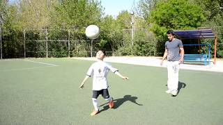 ★NEW SOCCER TALENT AGE 8 !!!!! ★AMAZING SKILLS SOCCER