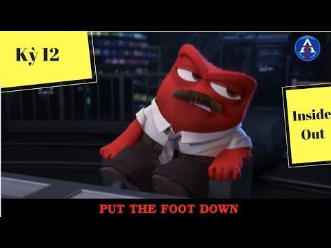 [HỌC IDIOM QUA PHIM] - Put one's foot down (Inside out)