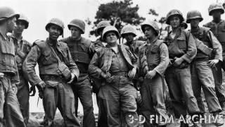 Video CEASE FIRE - Rare 1953 3-D feature actually filmed on the battlefields in Korea! download MP3, 3GP, MP4, WEBM, AVI, FLV Januari 2018