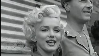 "Marilyn Monroe - ""10 counting the Orphans Home"""