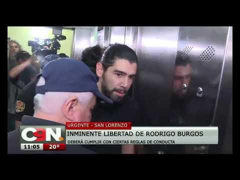 """Rodrigo Burgos: """"Estoy triste y preocupado por mis hijas y el trabajo que estoy dejando de lado"""""""