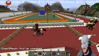 "Minecraft ""Kentucky"" Derby!"