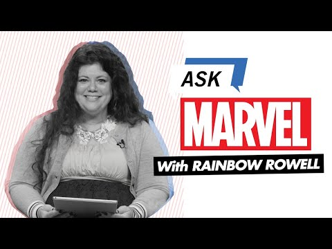 Runaways Writer Rainbow Rowell Answers your Questions!  | Ask Marvel