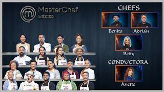 Orden de Eliminación: MasterChef México 2018