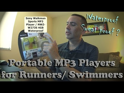 Portable Mp3 players for Runners - Clip-ons