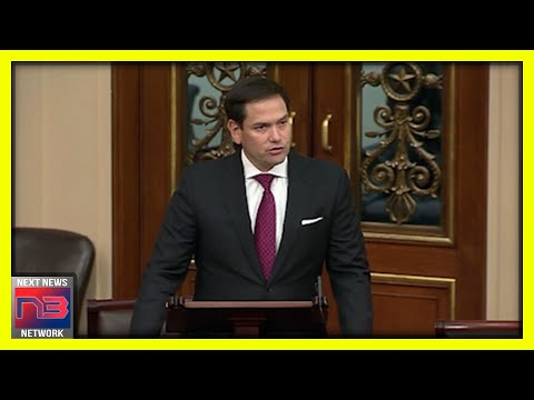 Marco Rubio BLASTS Biden from Senate Floor over Border Chaos