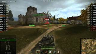 Шоу Бени Хила в World of Tanks