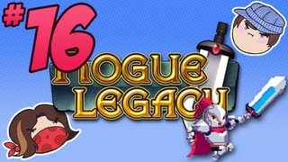 Rogue Legacy: Quell the Pink-Purple - PART 16 - Steam Train