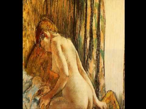 Degas After The Bath