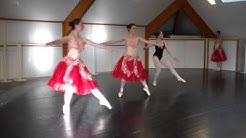 Académie de la Danse de Cusset : préparation spectacle 2015