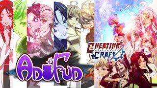 Обзор на аниме Cheating Craft (Искусство обмана)