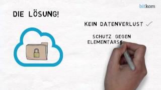 Dokumente in der Cloud sind sicher(er)