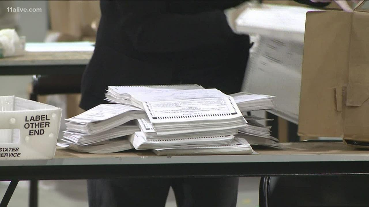 Download Georgia set to re-certify its results today following recount, confirming Biden win