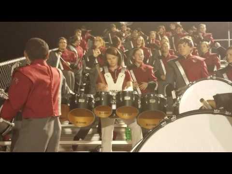 Jig 2 - Boaz High School Marching Pirates Drumline (Senior Night)