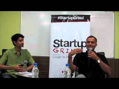 Suresh Kalpathi (Angel Investor & Founder-AGS, SSI) at Startup Grind Chennai
