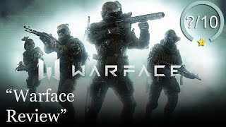 Warface Review [PS4, Xbox One, & PC] - Free to Play (Video Game Video Review)