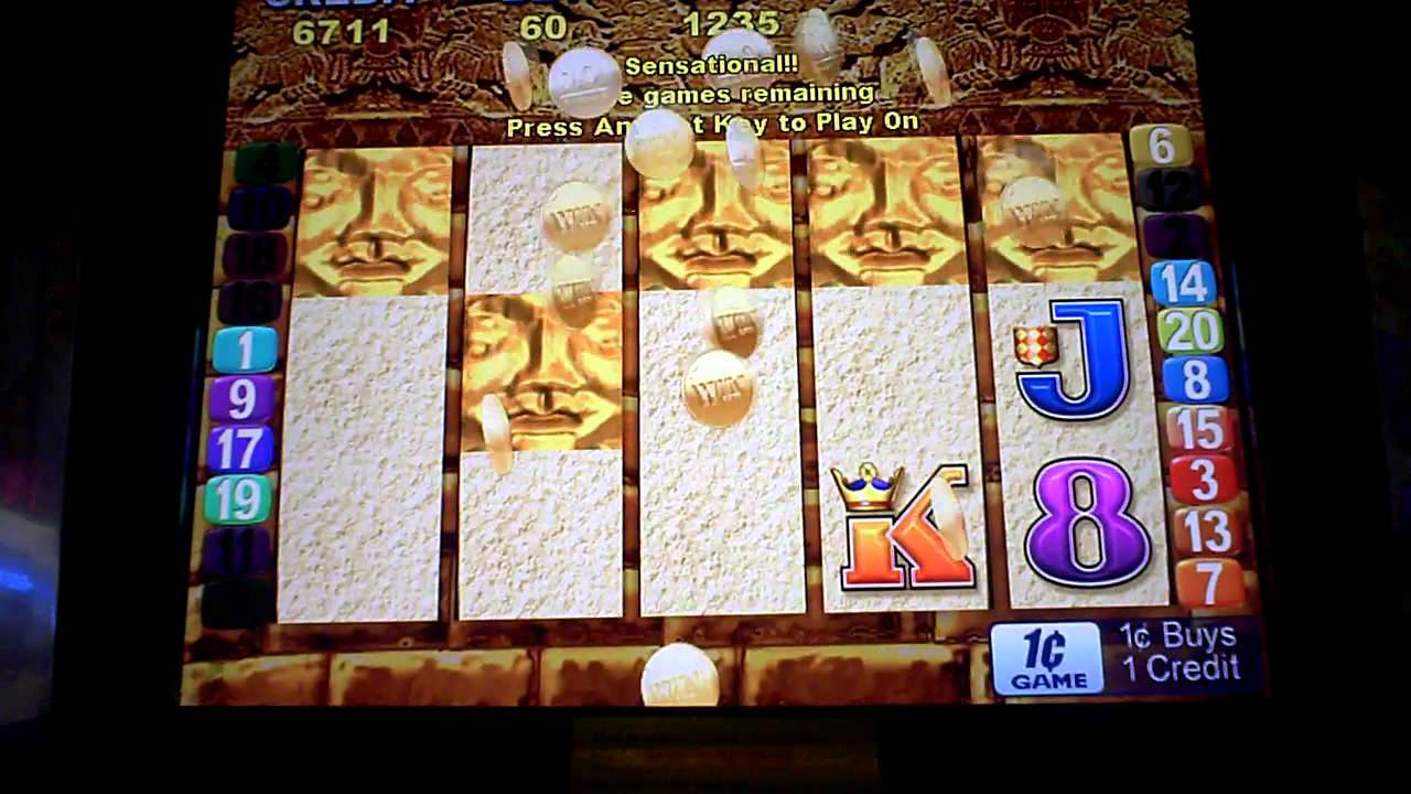 Inca Sun Slot Machine