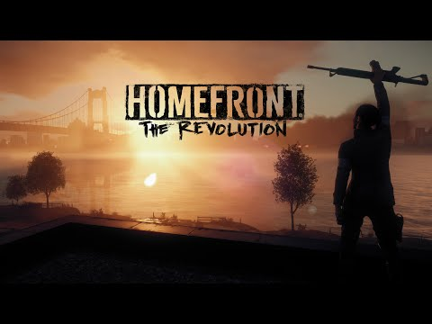 Official Homefront: The Revolution 'Red Zone' Gameplay Demo [UK]