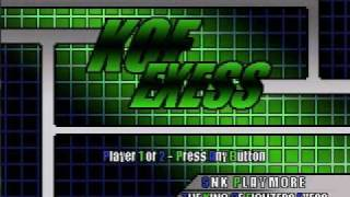 kof exess Thumbnail