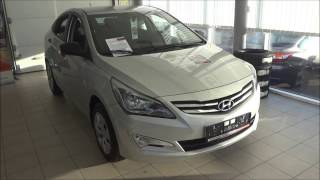 Обзор Hyundai Solaris Active 2016