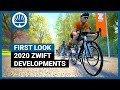 Zwift 2020 | New MTB Feature, Steering & Yorkshire World's Course
