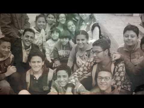ذكريات 2014 مدرسة شمامسة مارجرجس بالمطرية