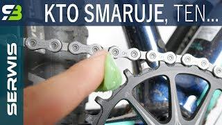 Posmaruj, a POŻAŁUJESZ! Czego NIE smarować w rowerze...