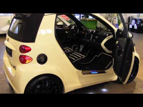 Smart Brabus Ultimate 112 Youtube