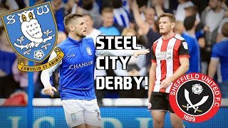 Sheffield Wednesday vs Sheffield United Vlog! (SHAMBLES!!)