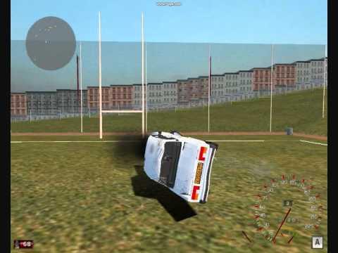 Unikátní skoky s Ladou Novou taxi
