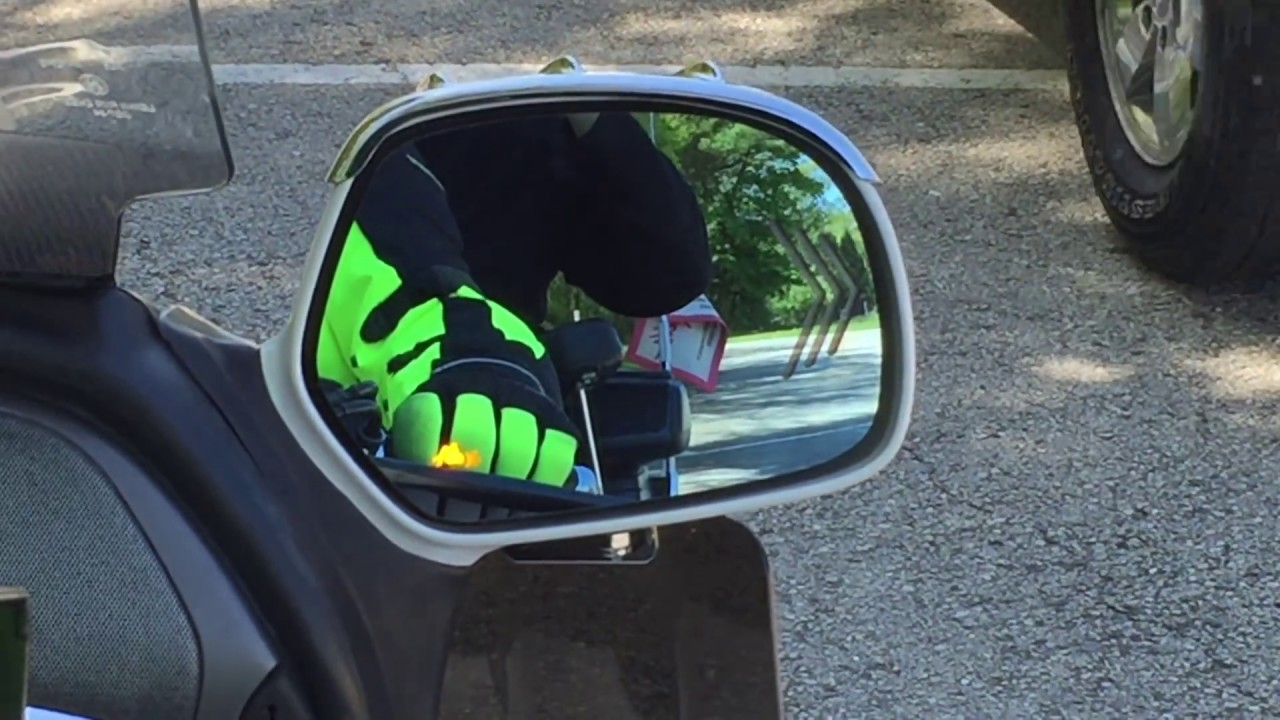 Blind Spot Detection for your Gold Wing 1800 - TheGLForum