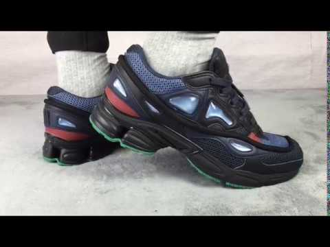 16ed4a912 Adidas x Raf Simons SS17 Ozweego 2 'Night Marine' - Unboxing, Review,  On-Foot