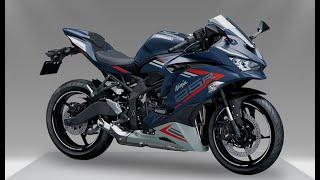 All New Color 2022 Kawasaki ZX-25R สีใหม่ โดนใจกันไหม?